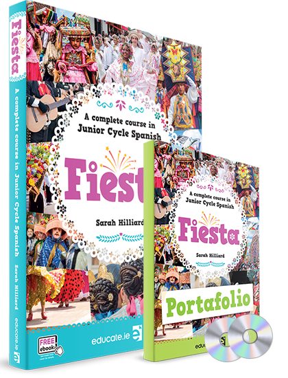 Fiesta Textbook & Portfolio & CDs