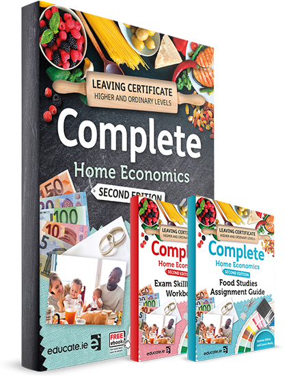 Complete Home Economics (Updated 2nd Edition) & Food Studies Assignment Guide & Exam Skillbuilder Workbook