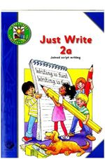 Just Write 2A (Joined Script Writing)