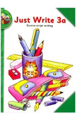 Just Write 3A - (Cursive)