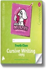 Mrs Murphy's 4th Class Copies