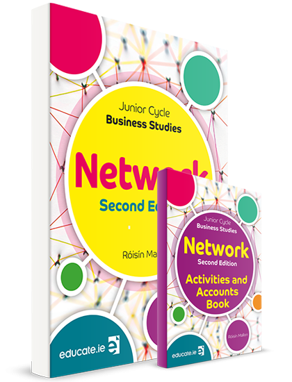 Network Textbook, Activities and Accounts Book - 2nd Edition
