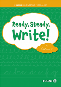 Ready, Steady, Write! Cursive 1 - First Class