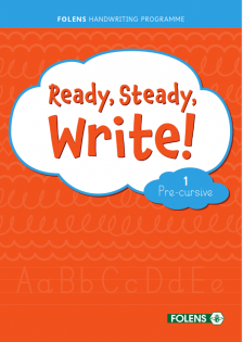 Ready, Steady, Write! 1 Pre-cursive - First Class