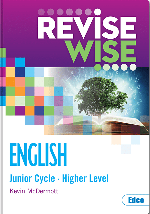 Revise Wise - English - Junior Cycle - Higher Level