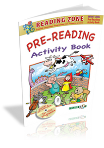 Reading Zone Pre Reading Activity Book