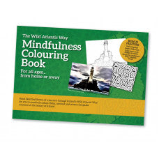 Wild Atlantic Way Mindfulness Colouring Book