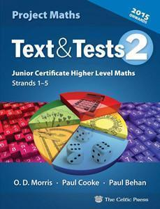 Text & Tests 2 - Project Maths - Higher Level - Old Edition