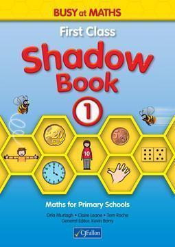 Busy at Maths 1 - Shadow Book