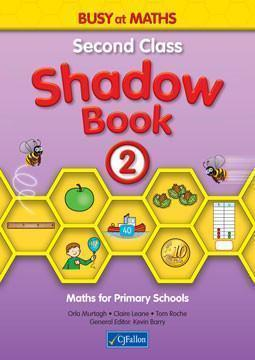 Busy at Maths 2 - Shadow Book