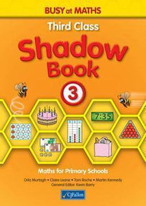 Busy at Maths 3 - Shadow Book