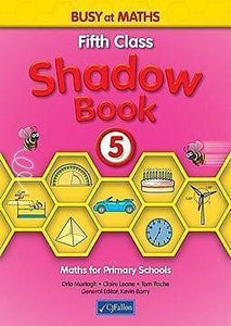 Busy at Maths 5 - Shadow Book