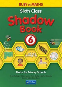 Busy at Maths 6 - Shadow Book