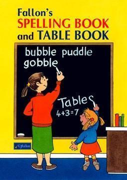 Fallons Spelling and Table Book