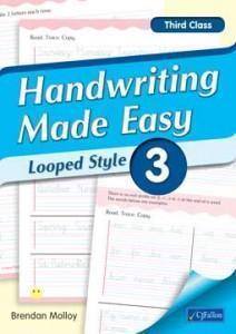 Handwriting Made Easy - Looped Style 3