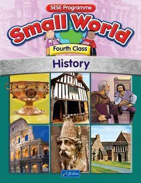 Small World History 4th class - USED BOOK -