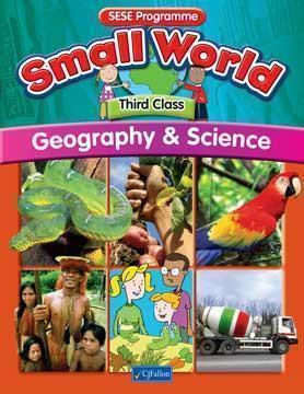 Small World Geography/Science 3rd class - USED BOOK -