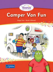 Wonderland - Stage 2 - Book 4 - Camper Van Fun