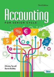Accounting for Senior Cycle 3rd - USED BOOK -