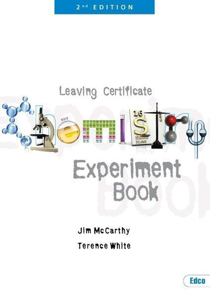 Chemistry Experiment Book