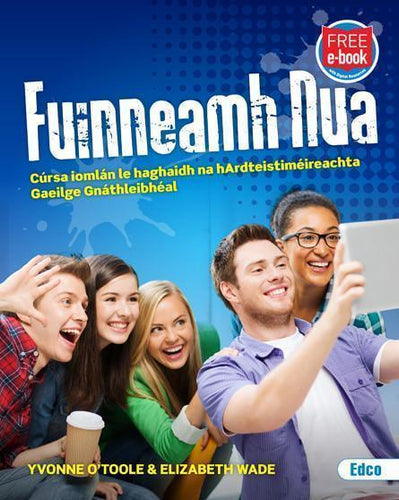 Fuinneamh Nua OUT OF PRINT NOW