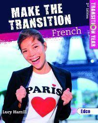 Make the Transition - French, 2nd Edition - USED BOOK -