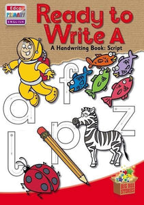 Ready to Write A - Junior Infants - Script