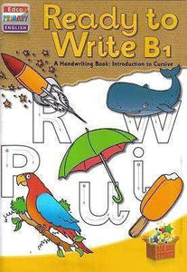 Ready to Write B1