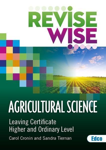 REVISE WISE AGROCULTURAL SCIENCE Revision Leaving Cert - USED BOOK -
