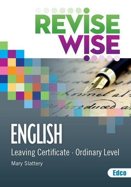 Revise Wise - Leaving Cert - English - Ordinary Level