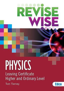 Revise Wise - Leaving Cert - Physics - USED BOOK -