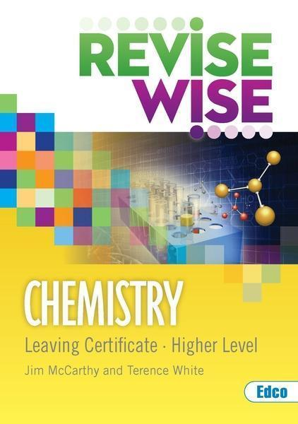 REVISE WISE CHEMISTRY Revision Leaving Certificate - USED BOOK -