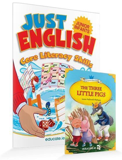 Just English Junior Infants