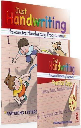 Just Handwriting - 1st Class