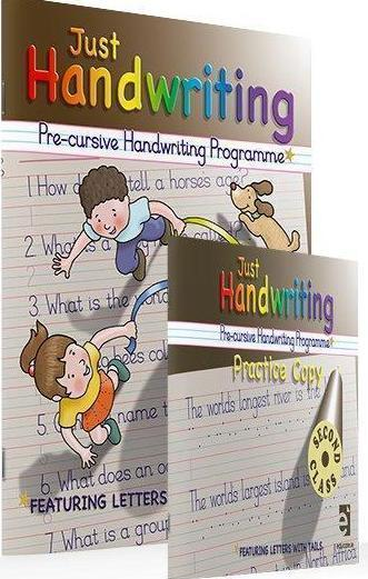 Just Handwriting - 2nd Class