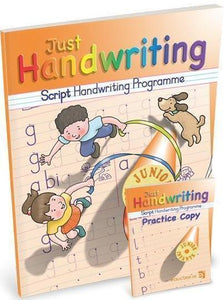 Just Handwriting - Junior Infants - Script Style