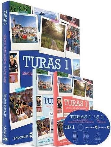 Turas 1 - Junior Cycle Irish - Pack