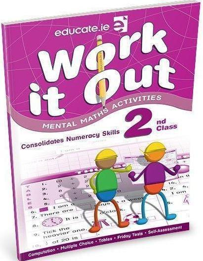 Work it Out - 2nd Class
