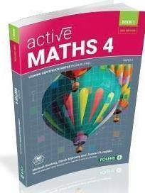 Active Maths 4 - Book 1 - 2nd Edition 2016