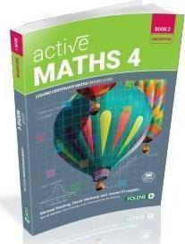 Active Maths 4 - Book 2 - 2nd Edition 2016