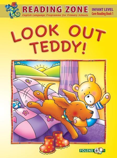 Look Out Teddy - Junior Infants - Core Book