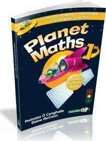 Planet Maths - 1st Class - Satellite Activity Book