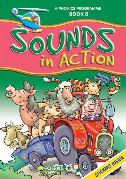 Sounds in Action B - 2nd Class