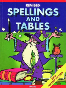 Spellings & Tables - 1st-6th class