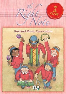 The Right Note - 3rd & 4th Class