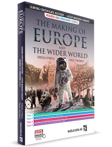 The Making of Europe and the Wider World - USED BOOK -