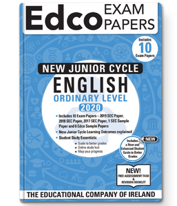 Exam Papers (2020) - Junior Cycle - English - Ordinary Level