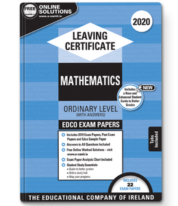 Exam Papers (2020) - Leaving Cert - Maths - Ordinary Level