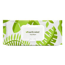 "Earth Rated Compostable Pet Wipes Lavender 8x8"" 100PK"
