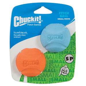 Chuckit! Fetch Ball - Small 2PK